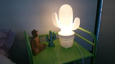 La L'incroyable Traversée Le Chez Chambre Est VentLampe Cactus Par Pkwn80O